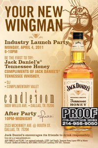Jack Daniels Launch Party