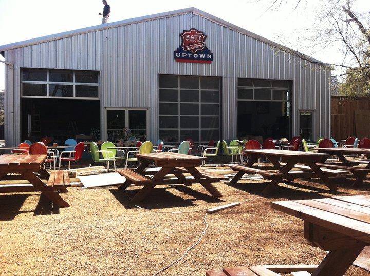 OPENING: Katy Trail Ice House | Dallas Socials Katy Trail Ice House