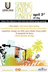 Urban Taco Party