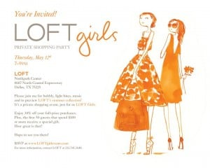 Loft Girls Private Party
