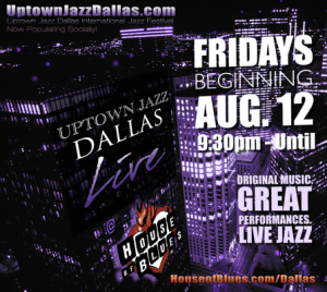 Uptown Jazz Dallas