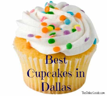 Best Cupcakes in Dallas