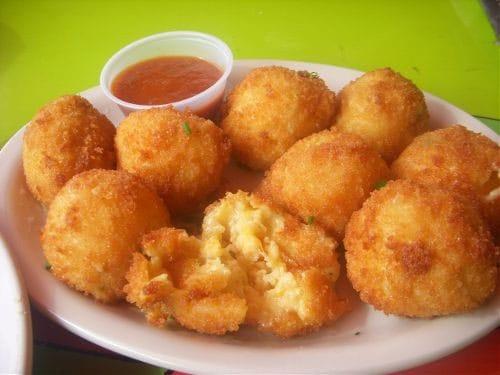 Fried Mac and Cheese Balls Recipe | Dallas Socials
