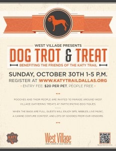 West Village Dog Trot