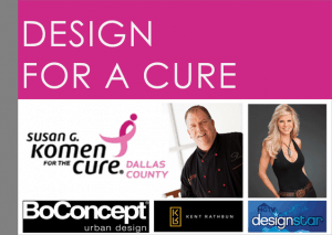 design for a cure