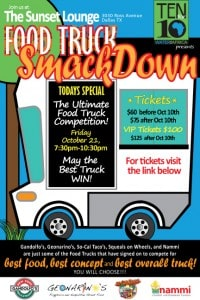 Dallas foodtruck smackdown