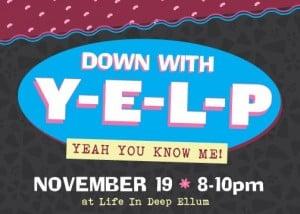 Yelp Event