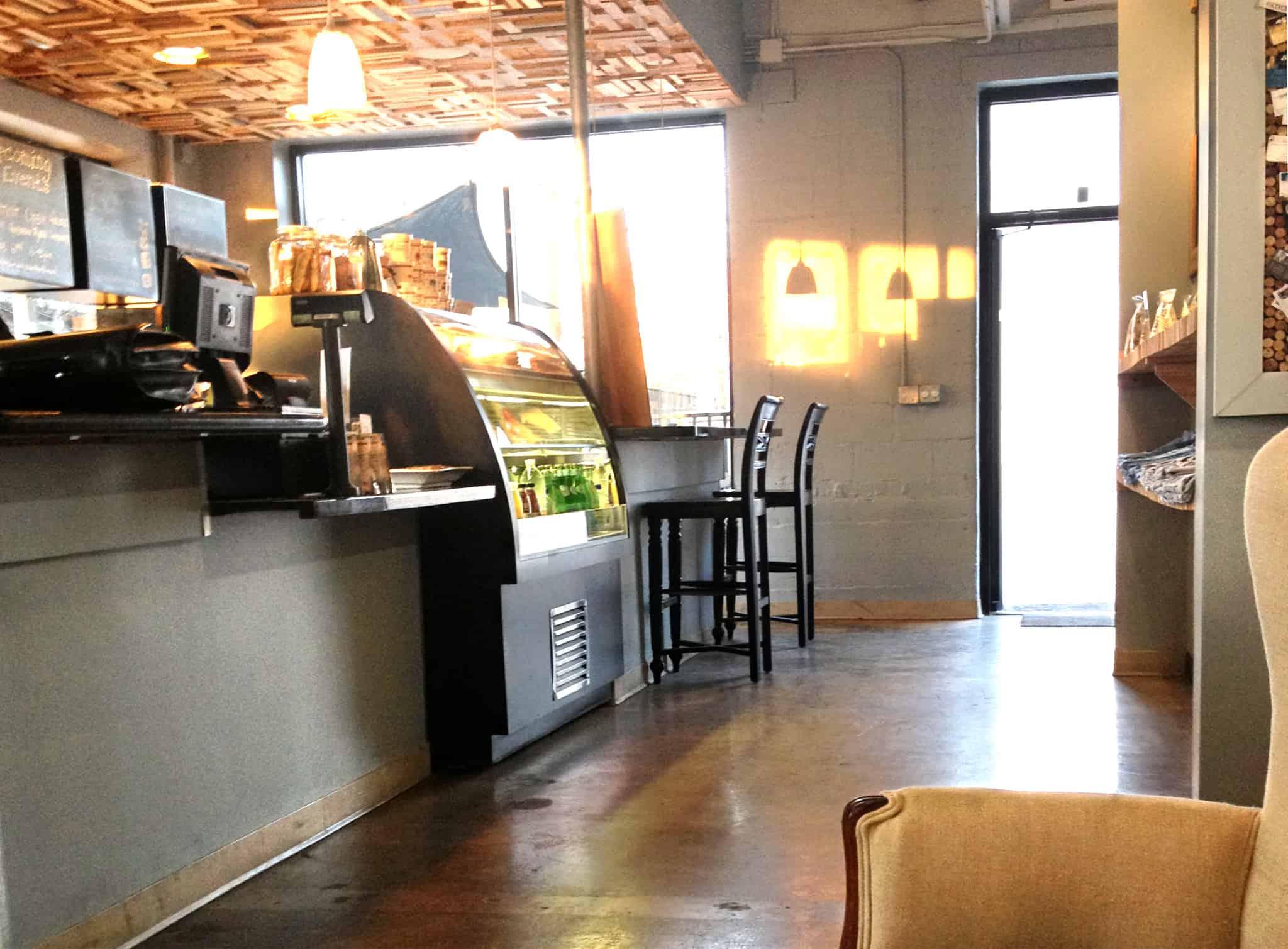 the coffee shop essay