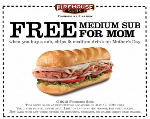 bogo firehouse subs