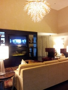 Presidential Suite Marriott City Center Dallas