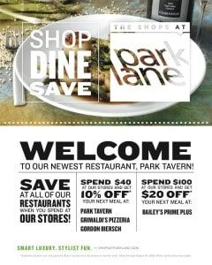shop dine save