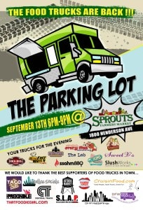 Dallas Food Trucks - The Parking Lot