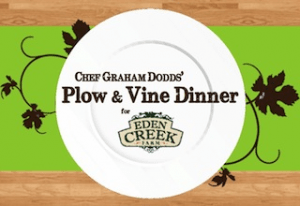 Plow and Vine Dinner