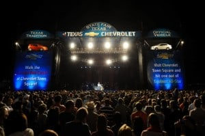 chevy main stage