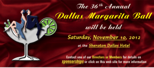 dallas margarita ball