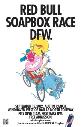 Red Bull Soap Box Derby >> Red Bull Soapbox Race Comes to North Texas - The Dallas ...