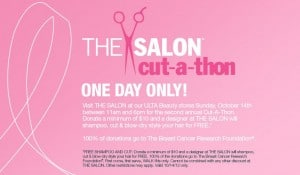 Ulta Salon Cut-a-Thon
