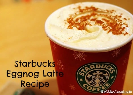 DIY Starbucks Holiday Recipes - The Dallas Socials