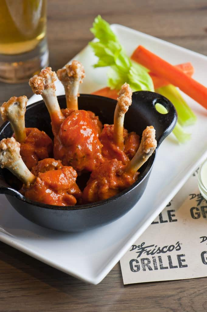 Lollipop Chicken Wings Del Friscos