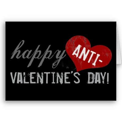 Anti Valentines  on Anti Valentines Day Party At Frankies