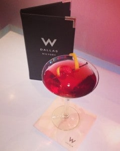 w hotel red