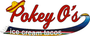 Pokey O Ice Cream Tacos