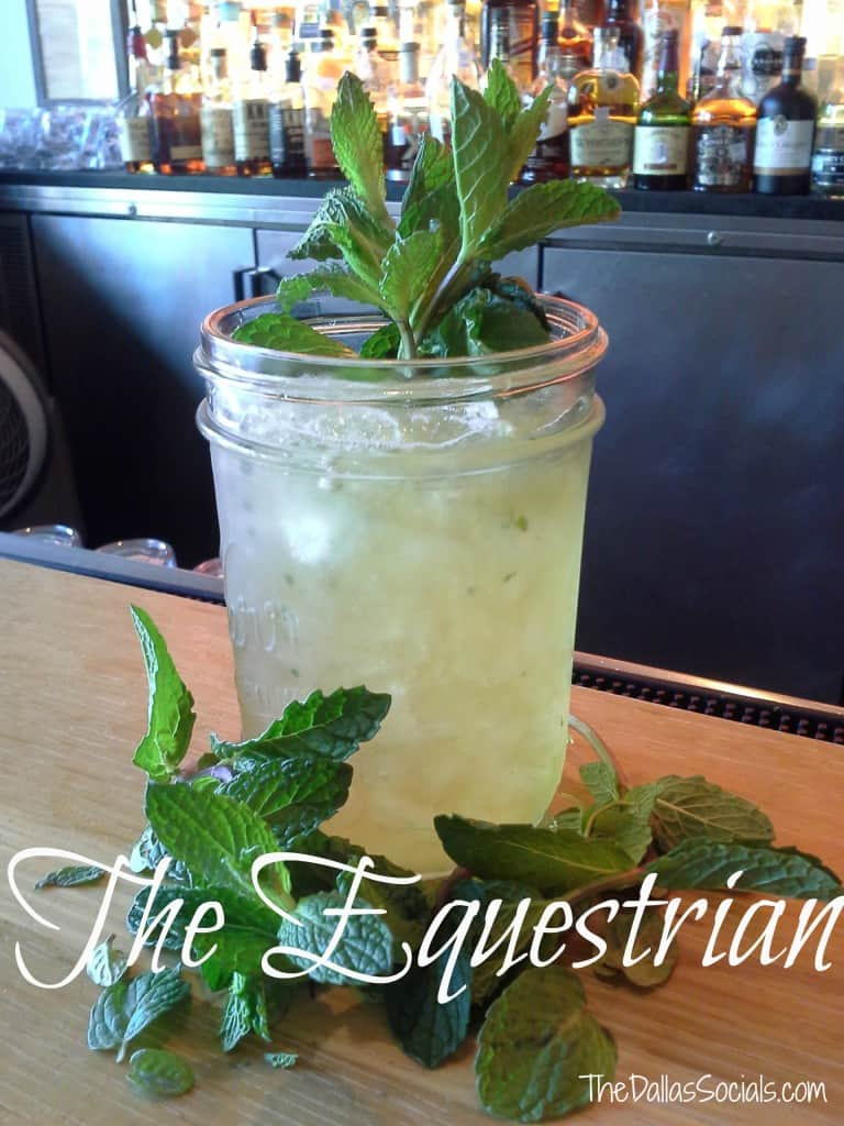 Drink Recipe: The Equestrian