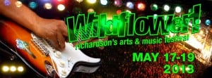 richardson arts, richardson festival, wildflower fest