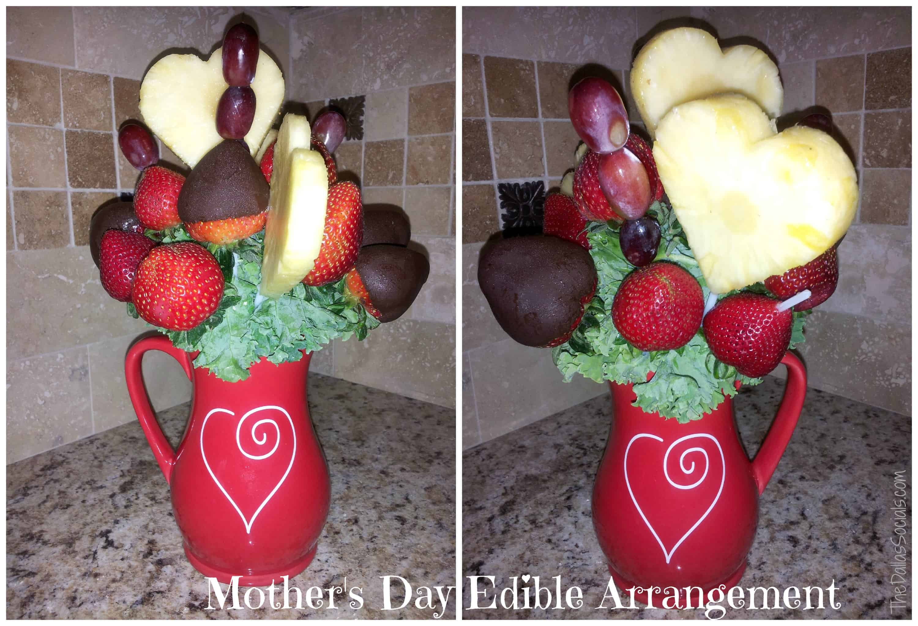 Sweeten Your Mother 39 S Day With An Edible Arrangement