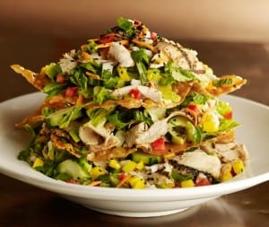 Asian Chicken Salad at Cheddar's