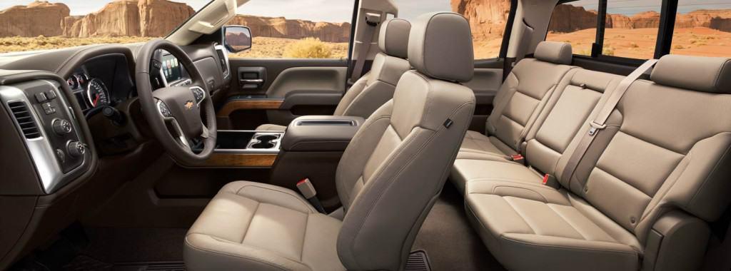 2014 Chevy Silverado 1500 Interior