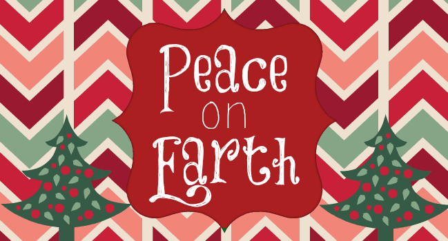 Christmas Peace On Earth Quotes. QuotesGram