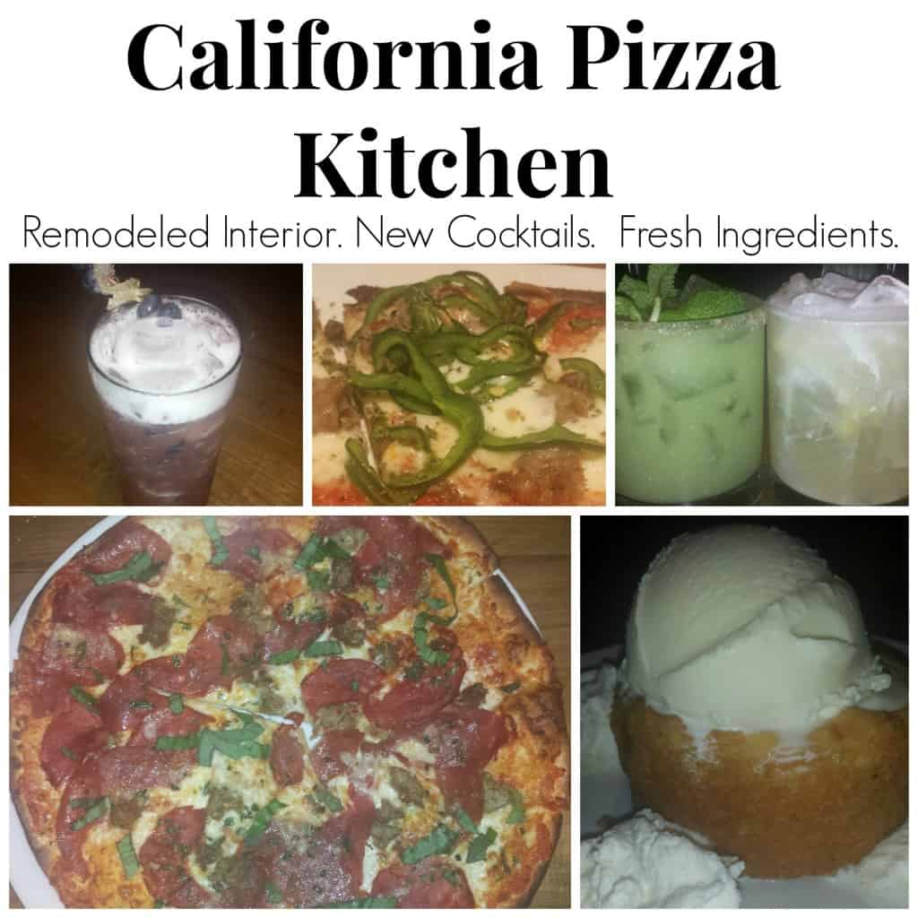 California Pizza Kitchens Unveils New Look And New Menu Dallas Socials