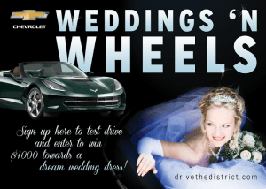 Wedding and Wheels Bridal Show