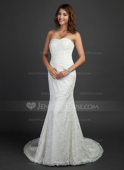 http://www.jenjenhouse.com/Mermaid-Sweetheart-Court-Train-Satin-Lace-Wedding-Dress-With-Ruffle-Beadwork-002000460-g460?ver=1