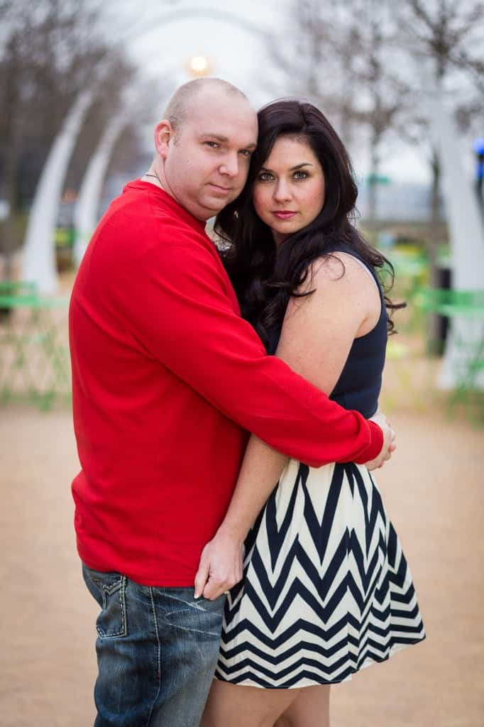 Dallas Engagement Pictures taken by Hornbuckle Creative. #dallas #engagementpictures