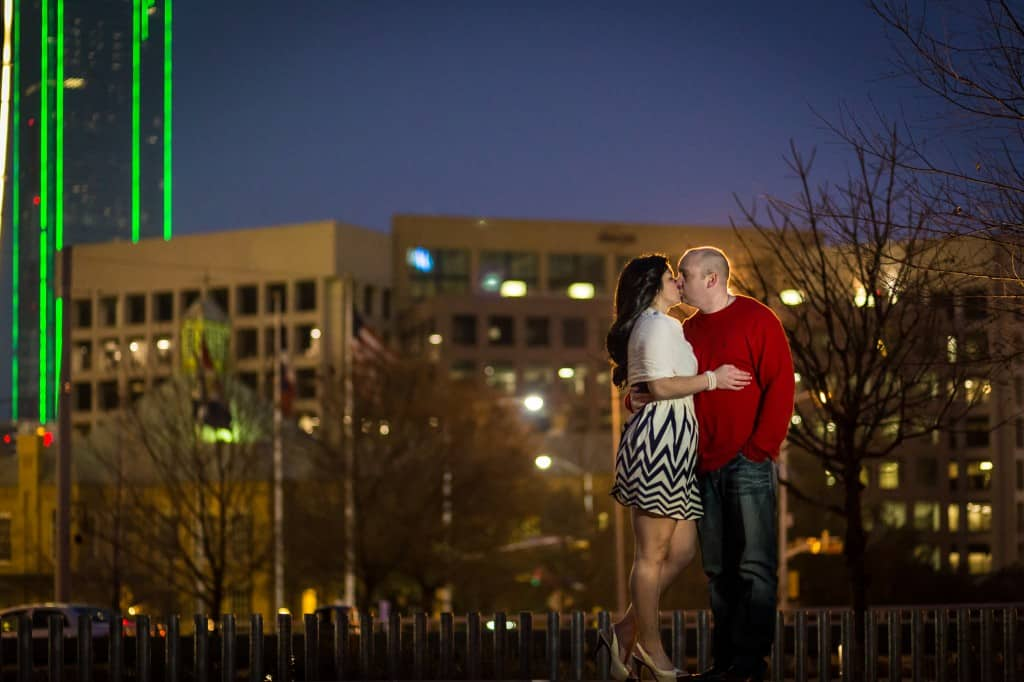 Dallas Engagement Pictures taken by Hornbuckle Creative #dallas #wedding