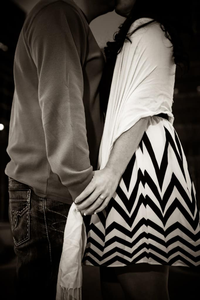 Dallas Engagement Pictures by Hornbuckle Creative. #engagementpictures #dallas #wedding