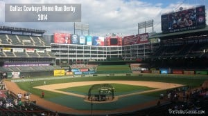 Dallas Cowboys Home run Derby 2014