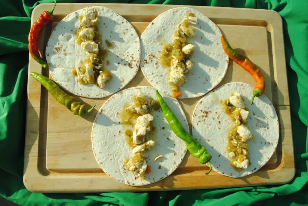 505 Southwestern Sauces Chicken Enchiladas