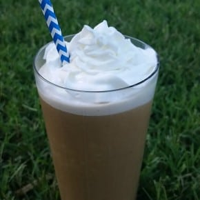 Caramel Macchiato Frozen Coffee Recipe