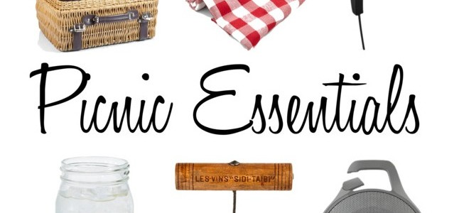 Picnic Essentials {with Best Buy & August Audio Fest}