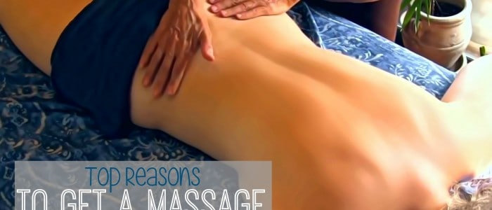 Top Reasons to Get a Massage + Massage Envy Giveaway