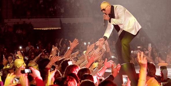 Pitbull and Enrique Iglesias Come to Dallas