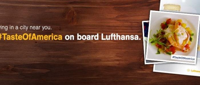 Lufthansa Food Truck Stops in Dallas #TasteofAmerica