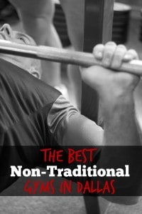 The Best Non-Traditional Gyms in Dallas