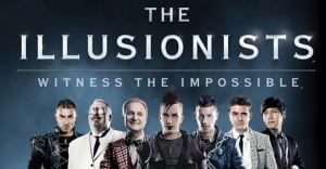 Illusionists at Dallas Summer Musicals