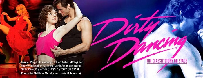 Dirty Dancing Comes to Dallas Summer Musicals