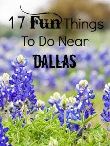 17 fun things to do near Dallas