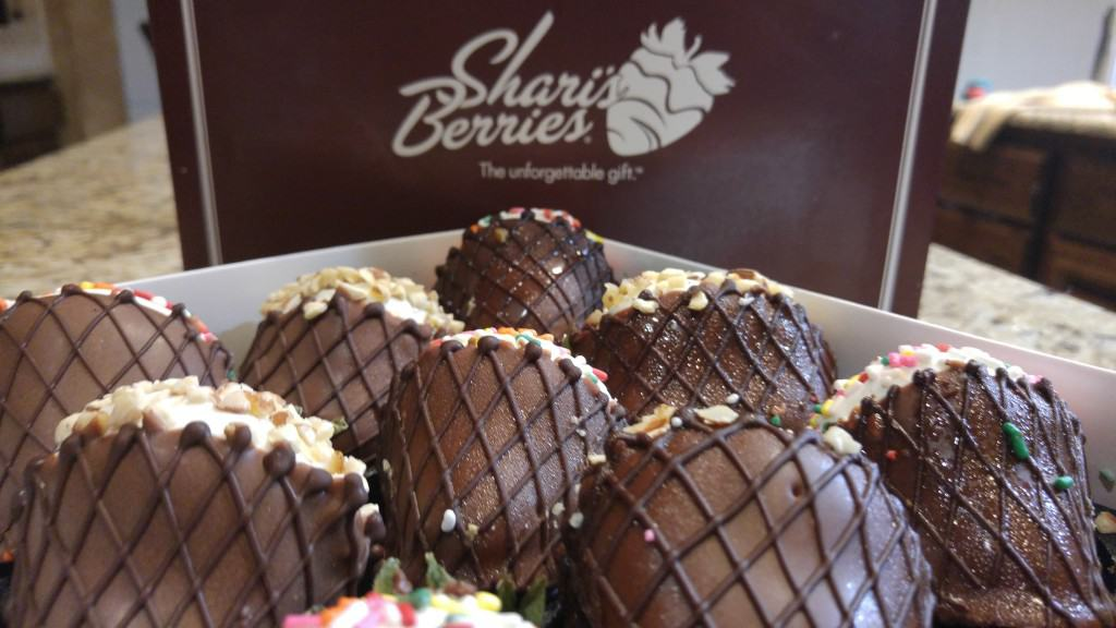 Candy Haven Chocolate Covered Strawberries